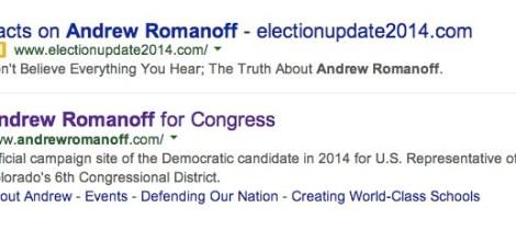 google romanoff