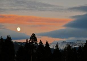 Full moon Colorado