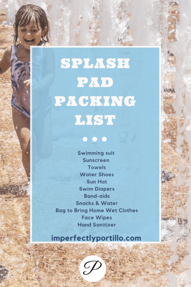 splash pad park tips
