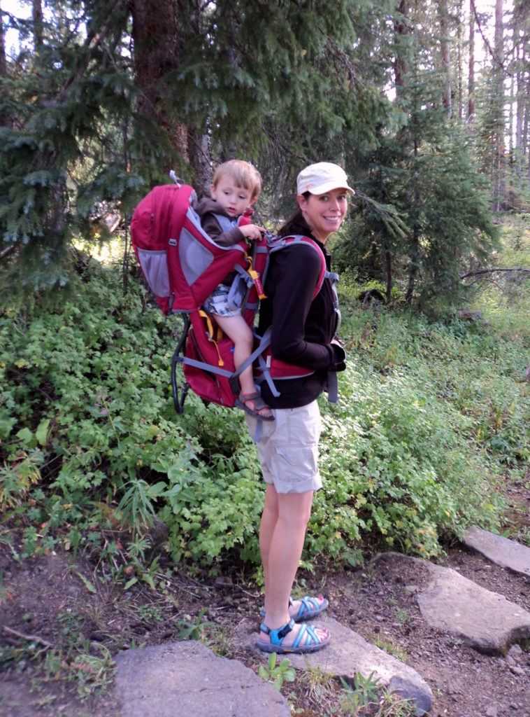 Hiking With Baby Carrier Tips Best Colorado Mom Guide