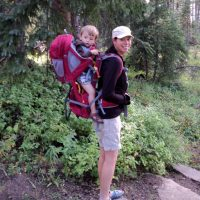 Hiking With Babies and Toddlers ~ Child Carrier Tips - Colorado ...