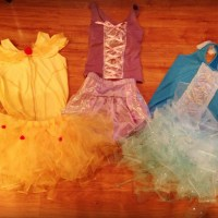 See How My 3 runDisney Princess Costumes Turned Out!