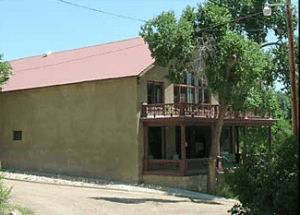 Cokedale Mining Museum building