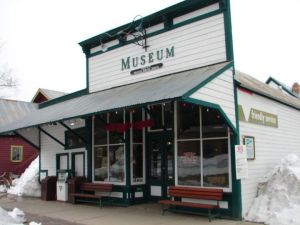 Crested Butte Mountain Heritage Museum building