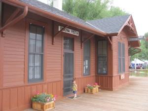 Buena Vista Depot Museum