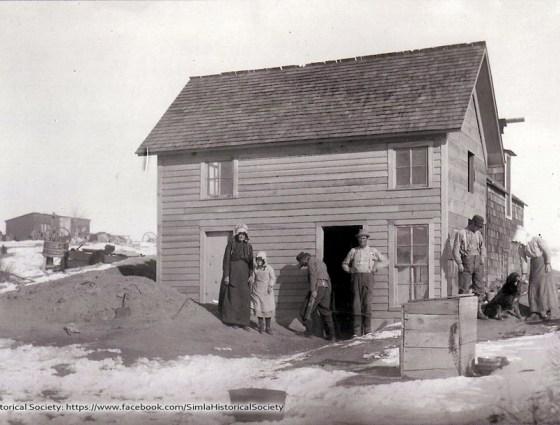 Simla - Early Residents