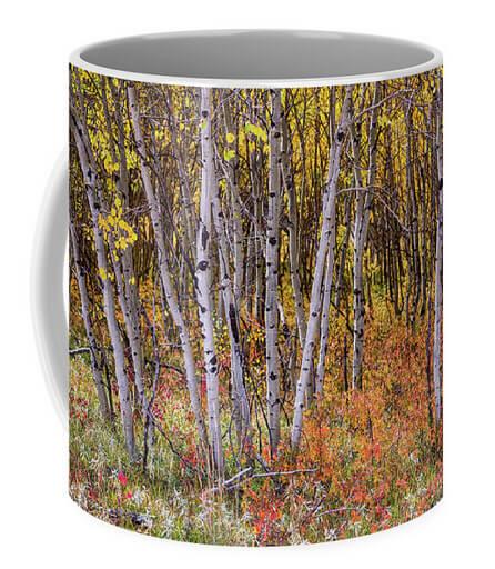 Wonderful Woods Wonderland Coffee Mug
