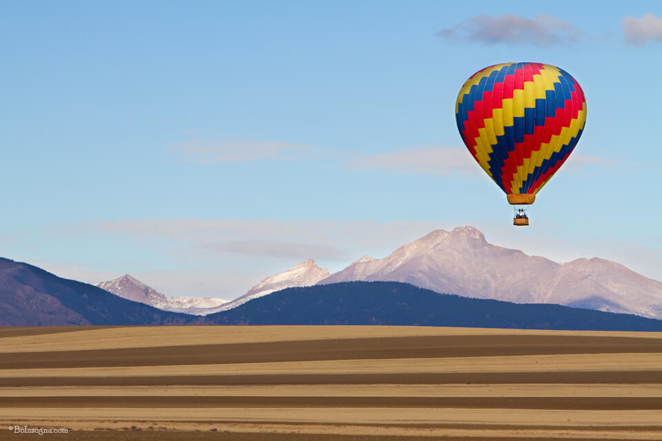 Colorado Ballooning Art Prints and digital downloads