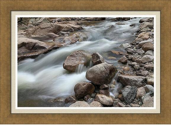 Creeks Be Easy Flowing