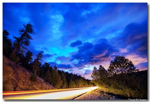 Highway 7 To Heaven Nature Art Prints