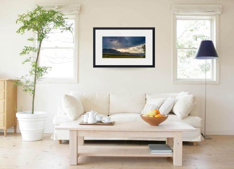 Beams-Of-Sunlight-On-Boulder-Colorado-Foothills_art-1