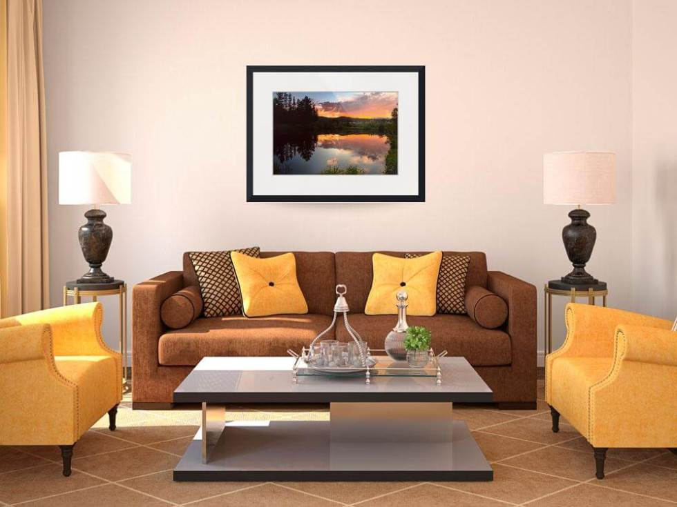"""Rollinsville Sunset Reflections Art Prints by James """"BO"""" Insogna"""