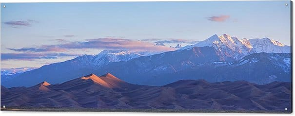 colorado nature art landscapes sand dunes