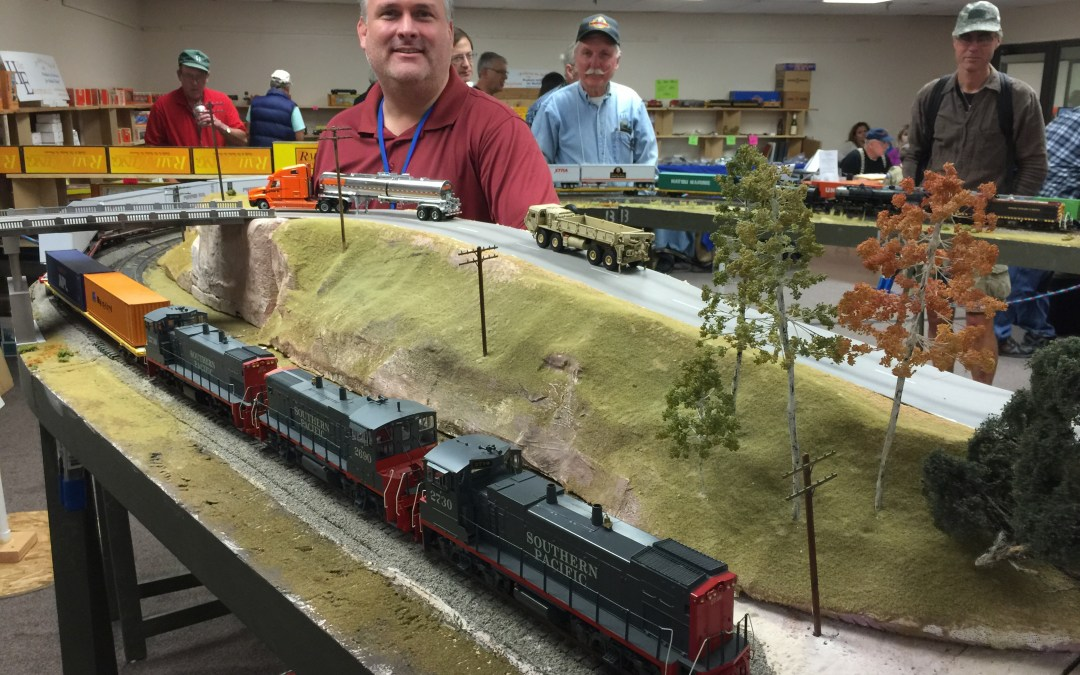We will be at the Boulder Model Railroad Club Show!