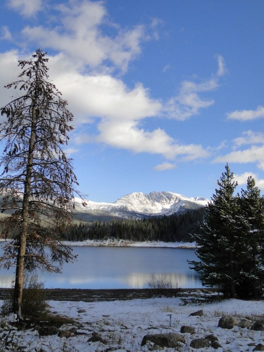 Meadow Creek Reservoir