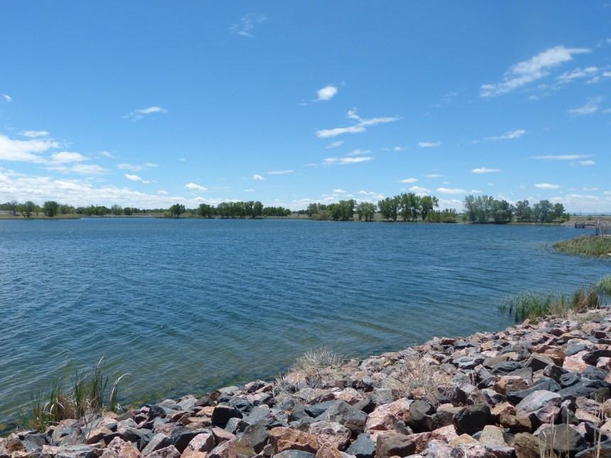 Lake Ladora. © Wayne D. Lewis