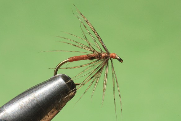 The Partridge and Orange is one of the oldest documented fly patterns but is still effective today.