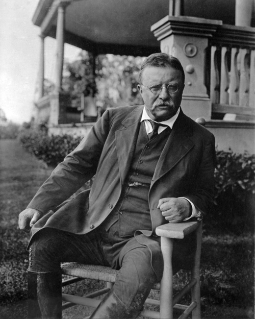Theodore Roosevelt was a pioneer in promoting wildlife conservation and hunting ethics.