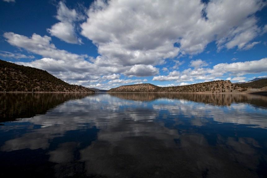 Ridgway State Park, 3/4/2014, Ridgway, Colorado.(Photo by Ken Papaleo)