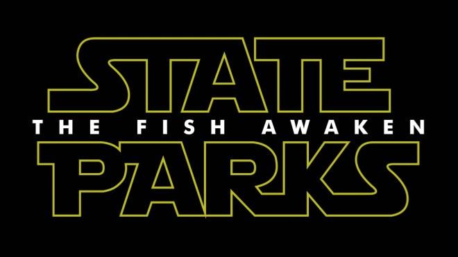 state parks Star Wars logo