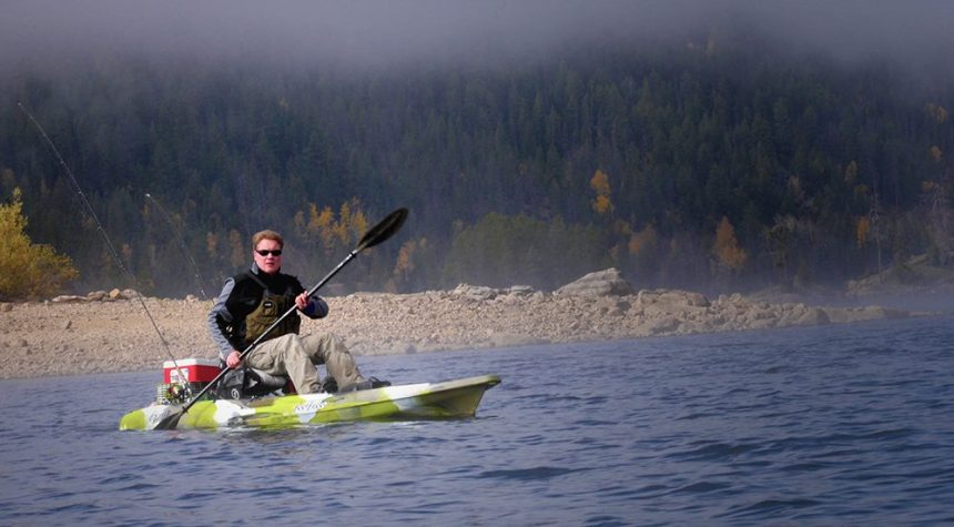 jerry kayak