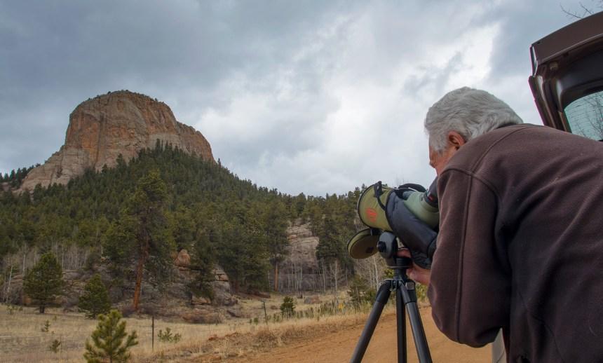 spotting-scope