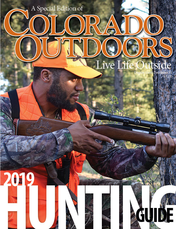 2019 Colorado Outdoors Hunting Guide cover