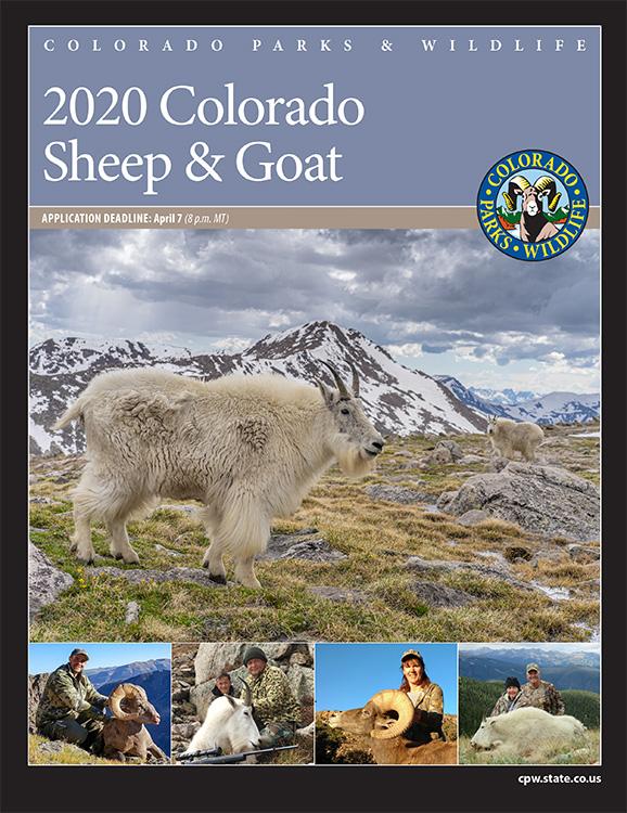 2020 Colorado Sheep & Goat Brochure