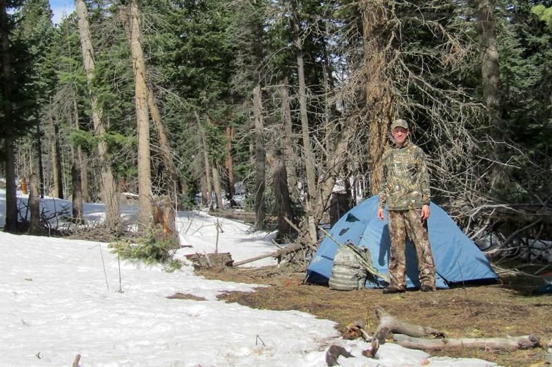 David Lien's Turkey Camp