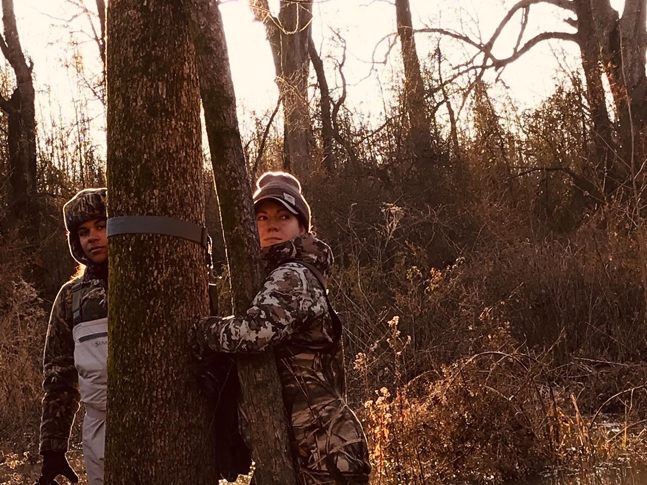 Hunting in Arkansas