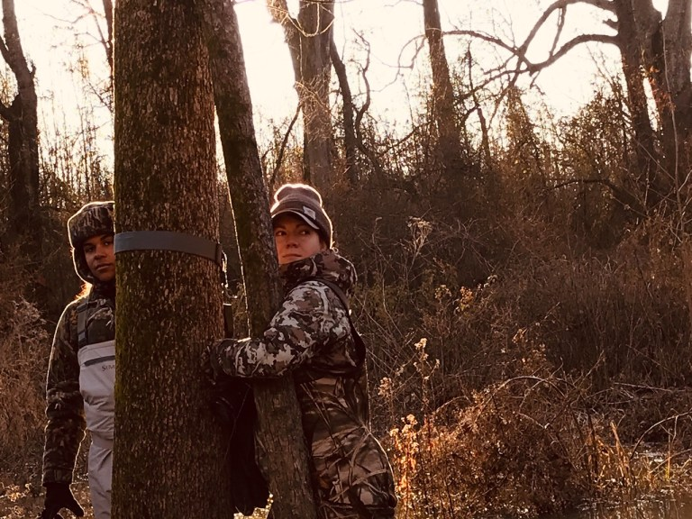 Hunting in Arkansas
