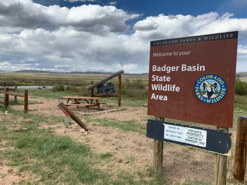 Badger Basin State Wildlife Area