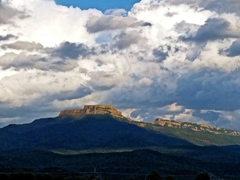 Fisher's Peak