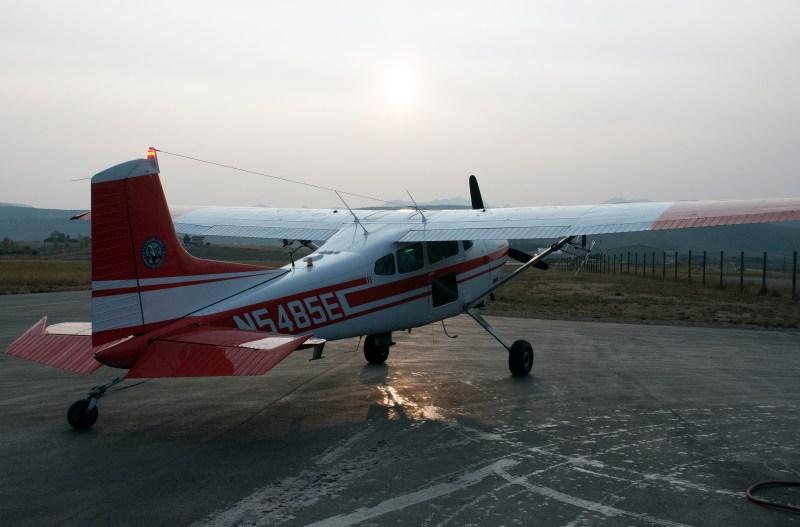 Cessna 185 Aircraft
