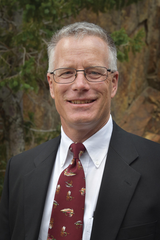 Colorado Parks and Wildlife Director Dan Prenzlow