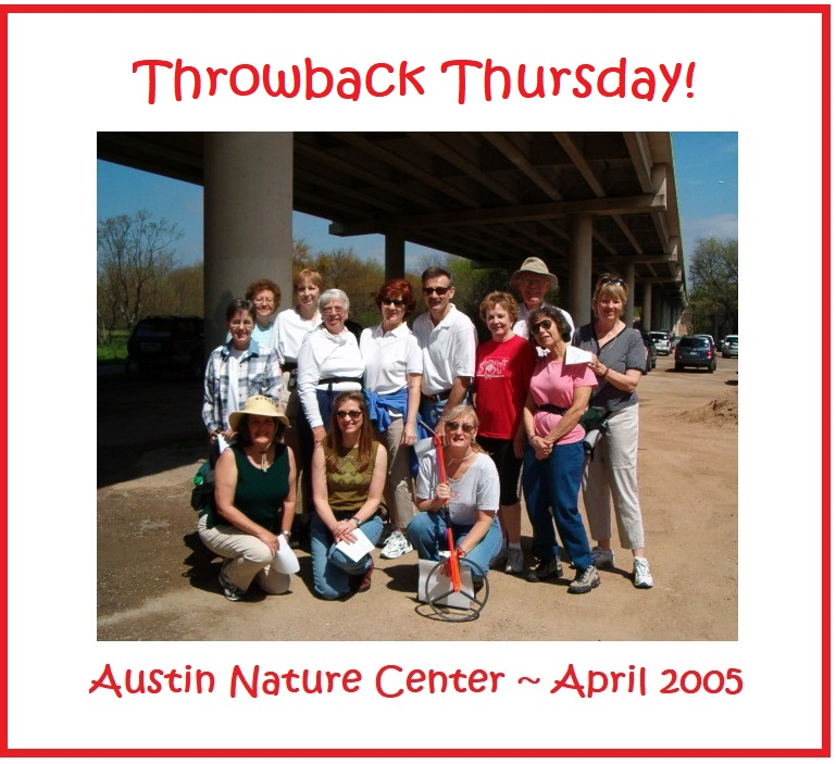 Austin Nature Center – April 2005