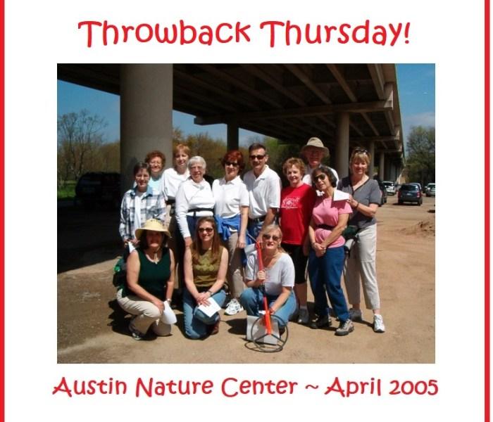 Austin Nature Center – April 2005