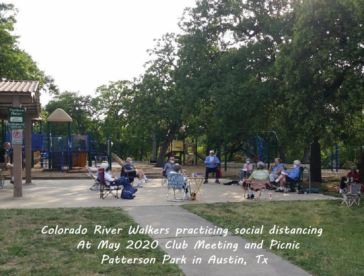 Meeting Minutes May 2020