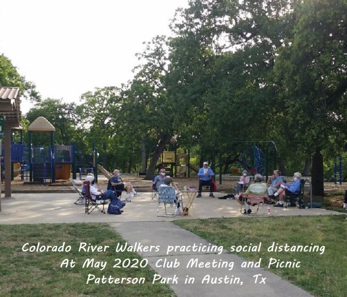 Meeting Minutes May 2020