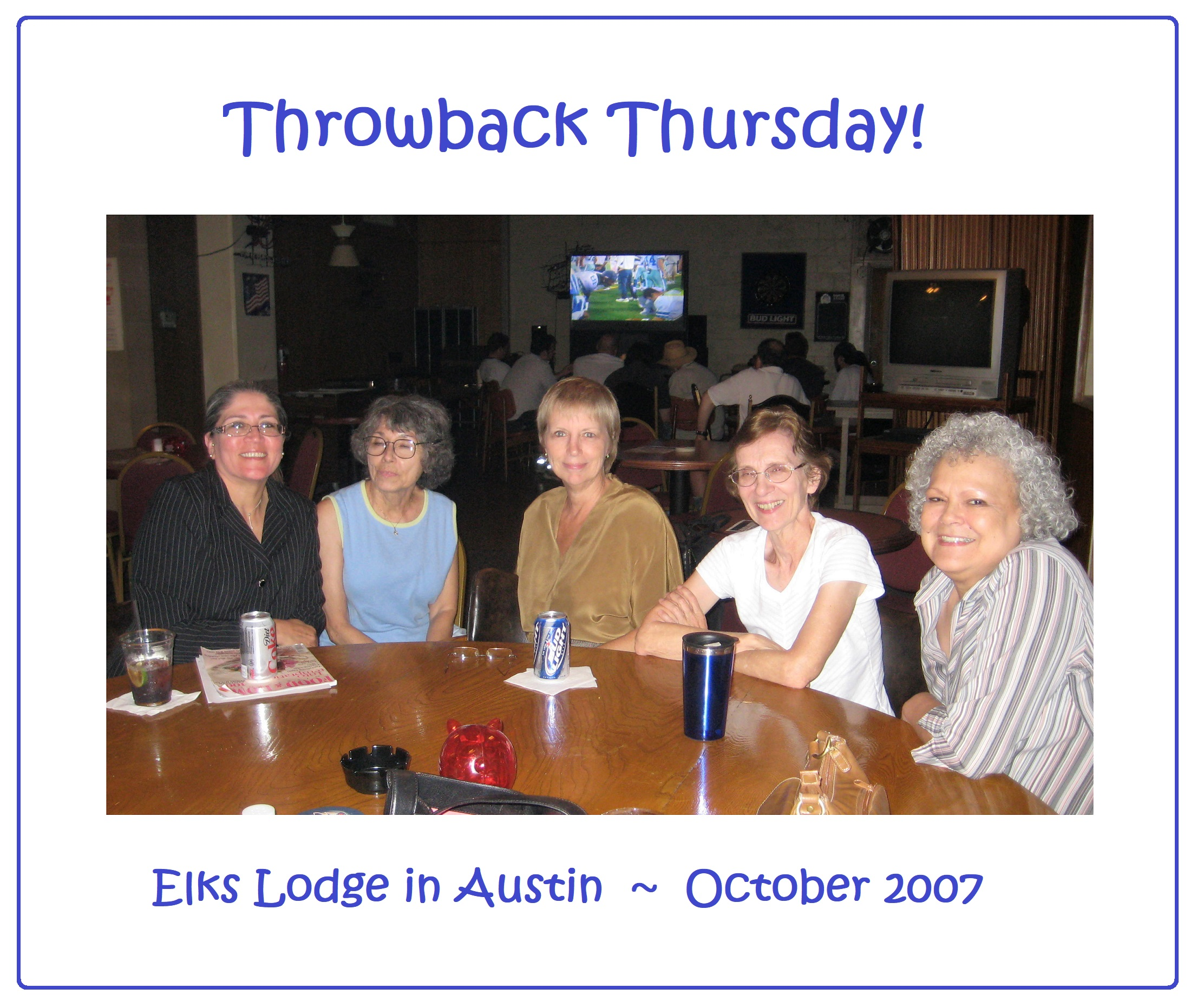 Elks Lodge – Oct 2007