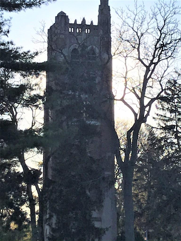 MSU Tower in East Lansing Michigan