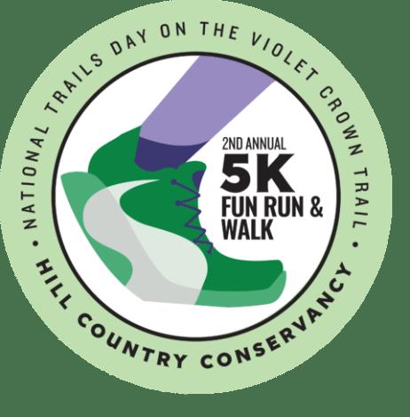 HCC logo for Natl Trails Day walk
