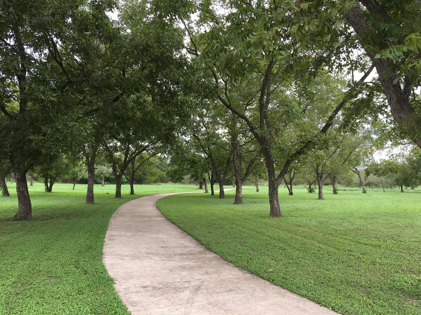 Richard Moya Park Walk on Sept 26th
