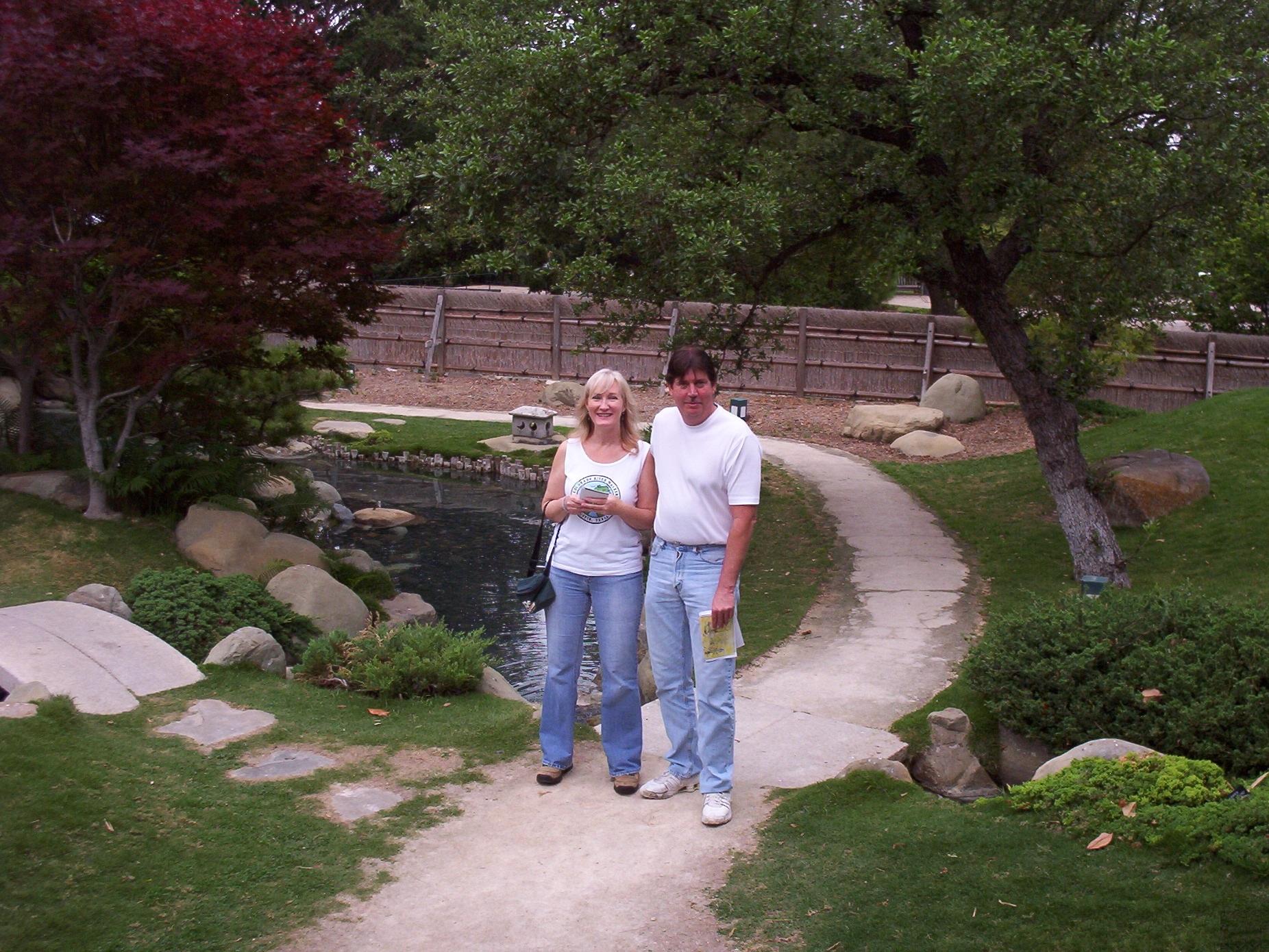 Japanese Tea Garden Walk on Oct 17th