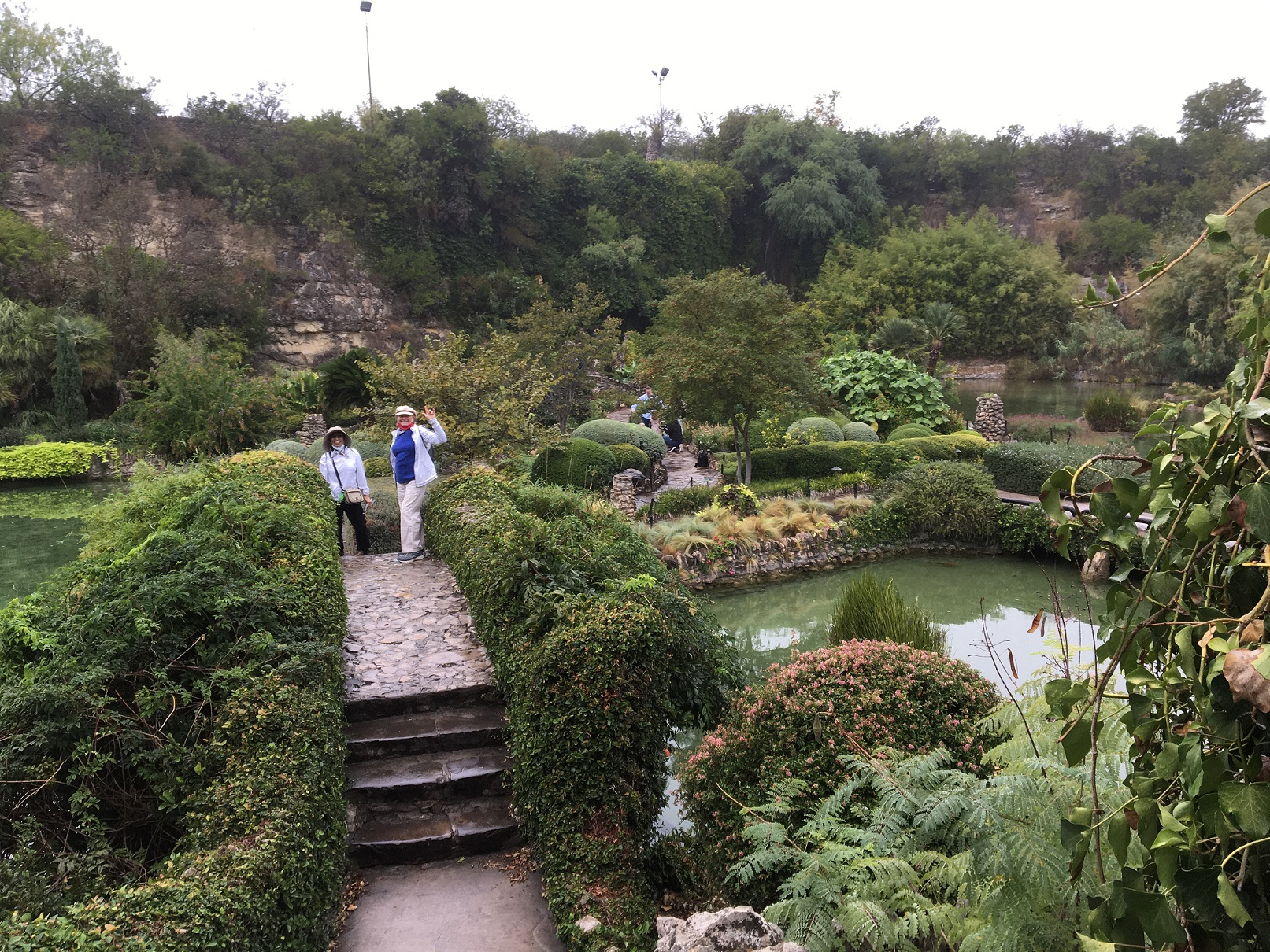 Photos from Japanese Tea Garden Walk on Oct 17th