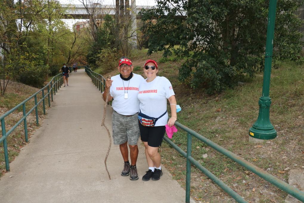 Photos from Randy Morrow Trail Walk on Nov 14th