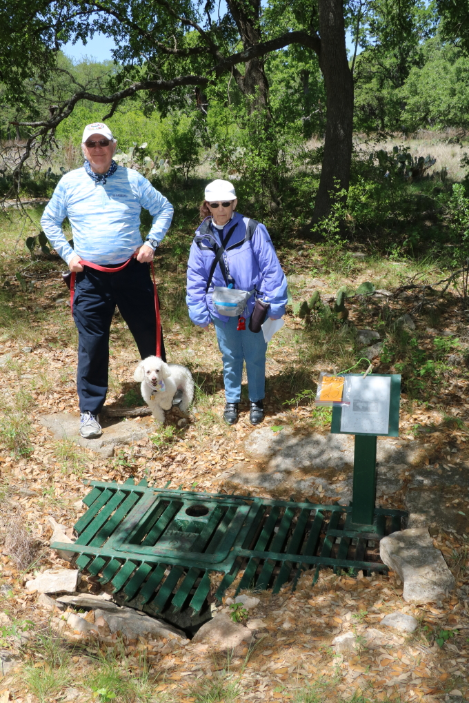 Texas Caves Walk on Apr 24th