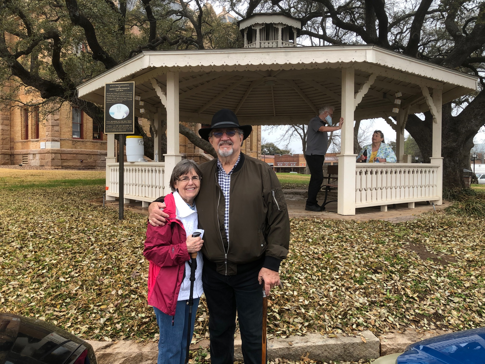 Photos from Llano Walk on Mar 13th