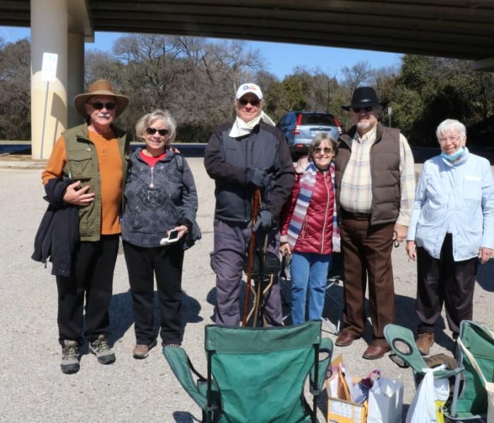 Photos from Johnson Creek Trail on Feb 20th