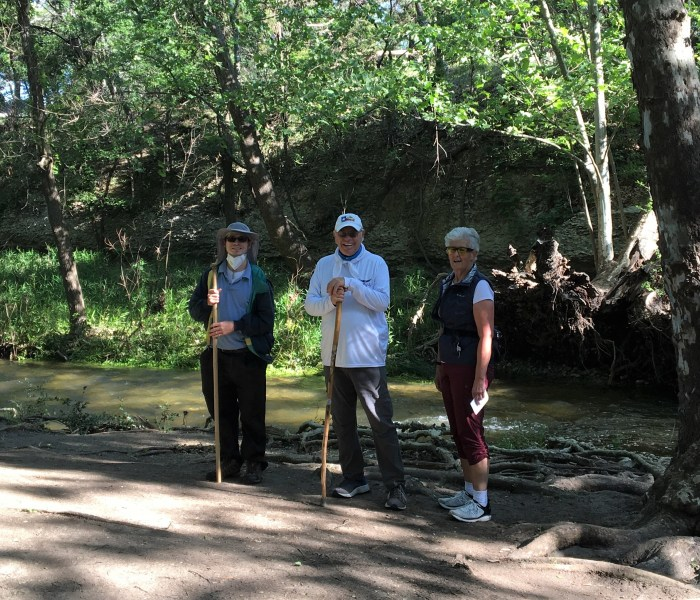 Photos from Brushy Creek Regional Trail on May 5th